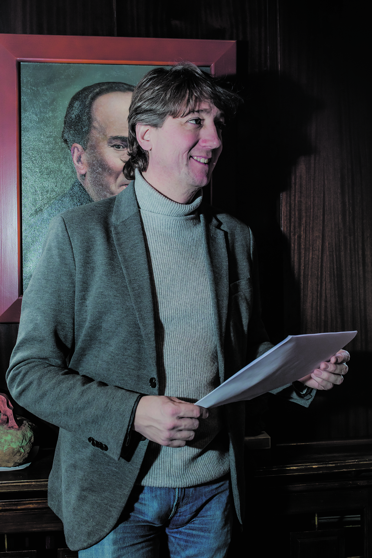 "Entrevista a Mínguez: ""Así no sacamos a Soria del subdesarrollo""   Imagen 3"