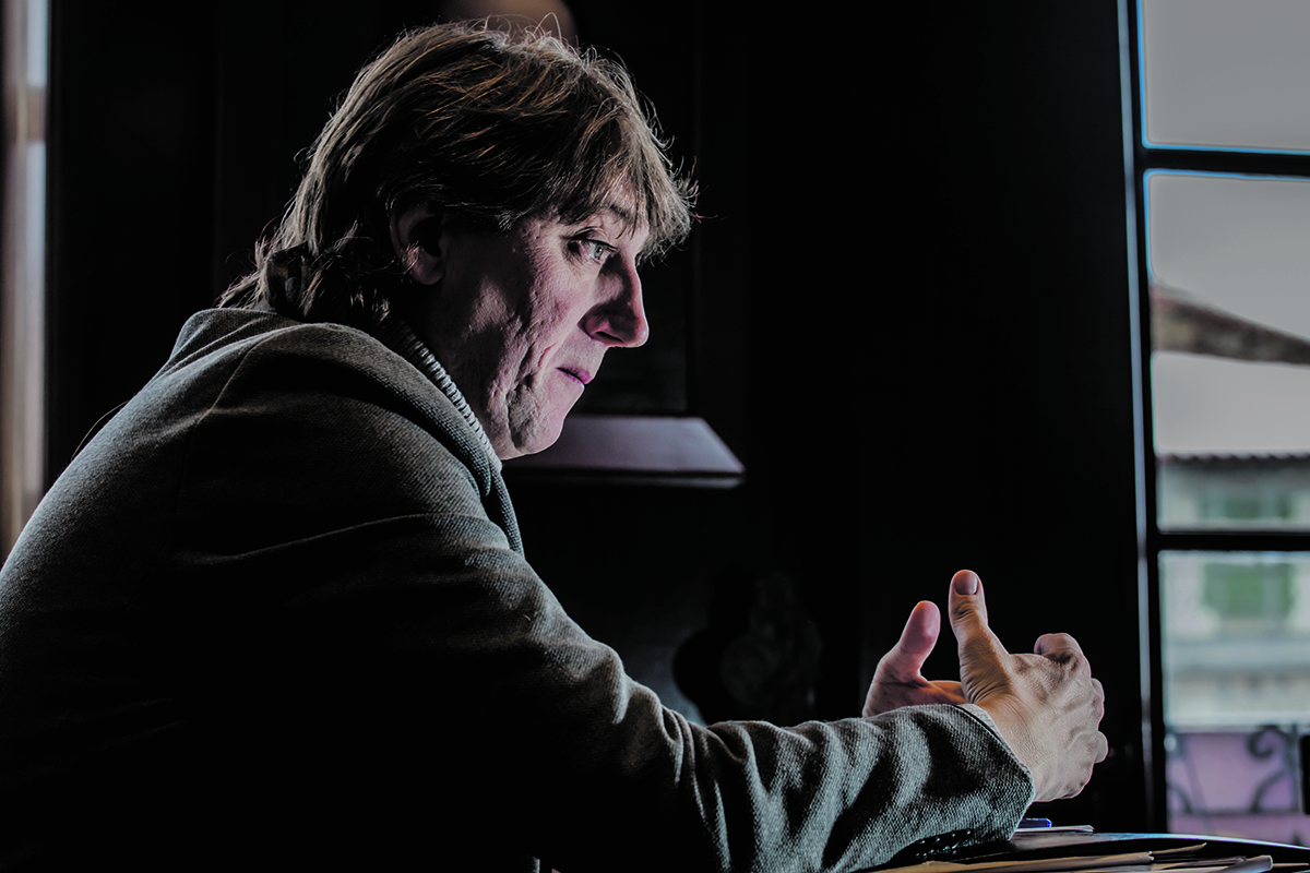 "Entrevista a Mínguez: ""Así no sacamos a Soria del subdesarrollo""   Imagen 1"