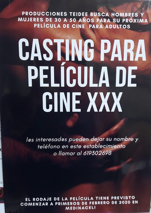 Casting porno, ¿en Medinaceli? | Imagen 1