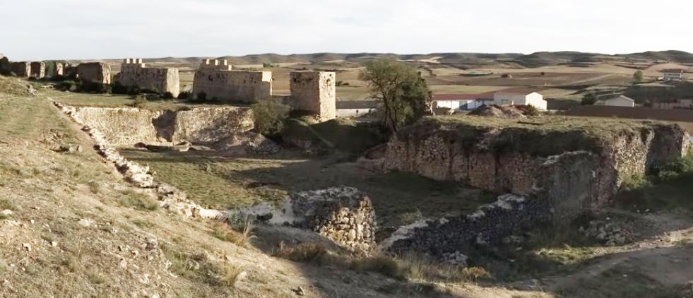 Rehabilitación del castillo de Berlanga    Imagen 1