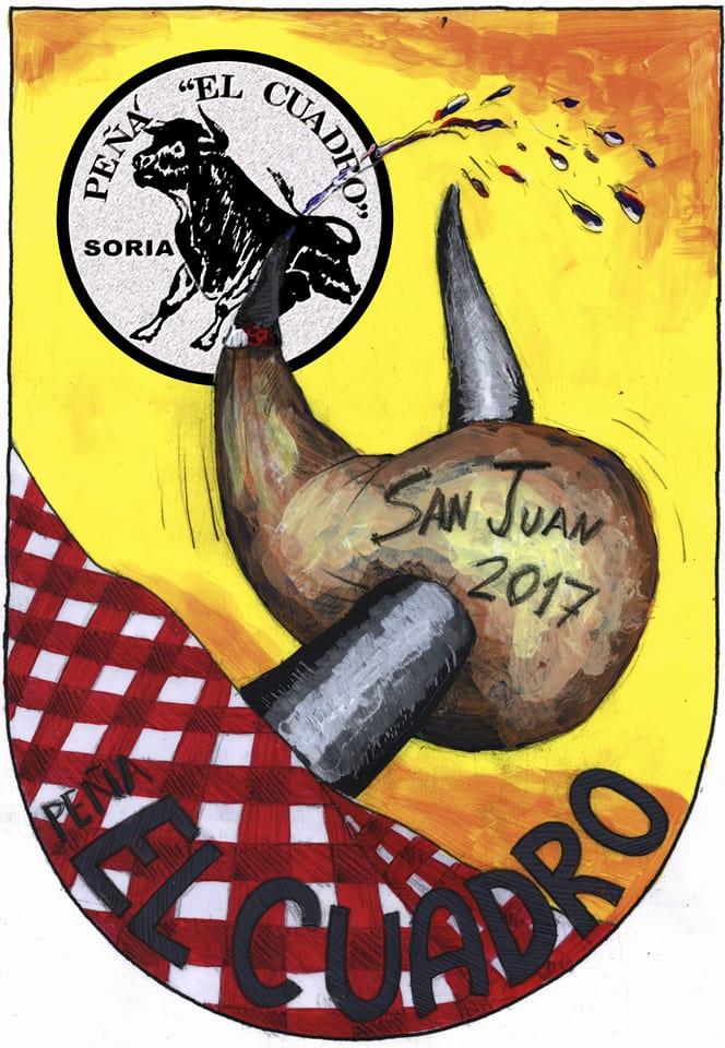 Banderines de las peñas sanjuaneras 2017   Imagen 6