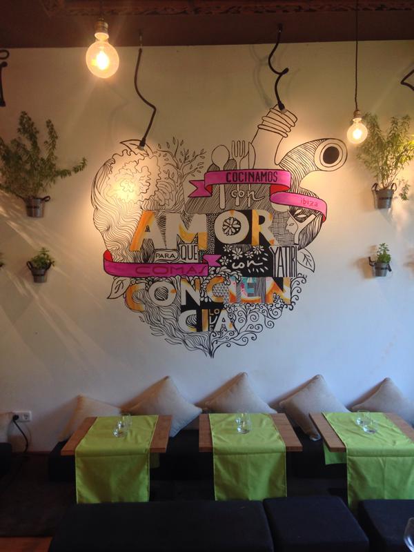 El color en el restaurante   Imagen 4