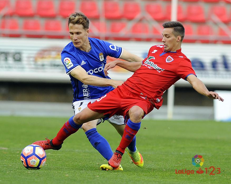 Numancia y Oviedo empatan a 0 tras tirar la primera parte | Imagen 7