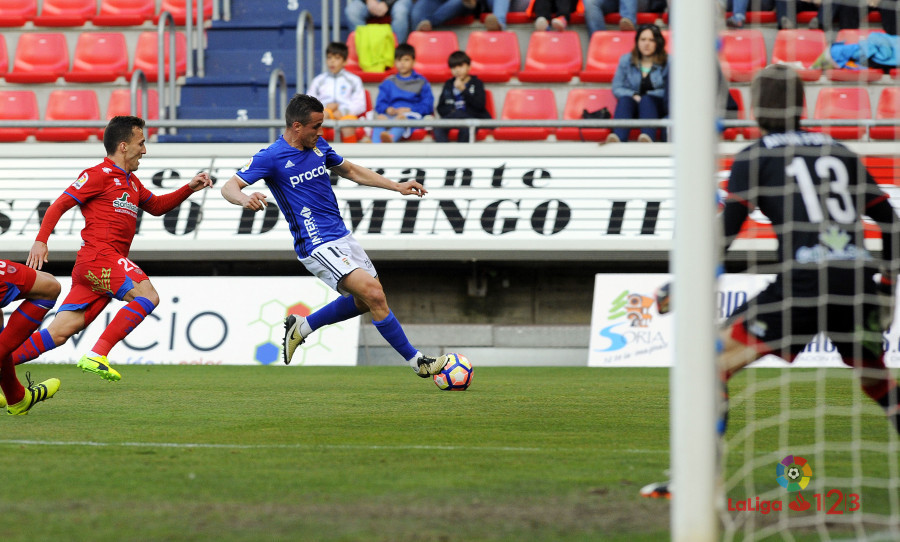 Numancia y Oviedo empatan a 0 tras tirar la primera parte | Imagen 4