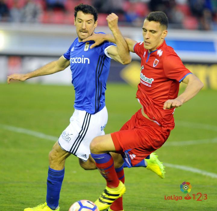 Numancia y Oviedo empatan a 0 tras tirar la primera parte | Imagen 2