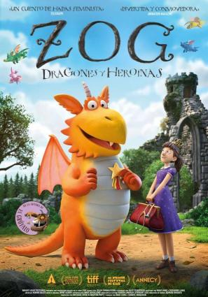 Zog, dragones y heroinas