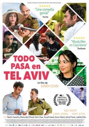 Todo pasa en Tel Aviv V.O.S.E.