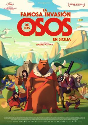 La famosa invasión de los osos en Sicil