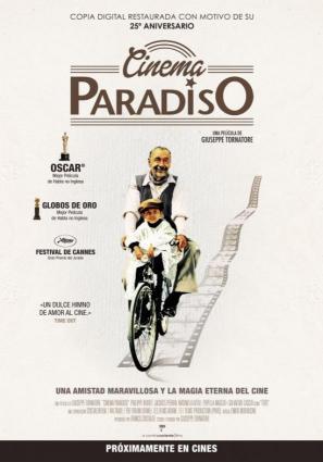 Cinema Paradiso V.O.S.E. Vuelve a descub