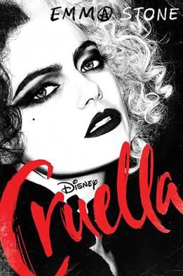 Cartel de Cruella